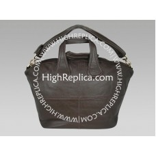 Givenchy Clarabelle Flap Over Hobo Bag Chocolate