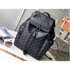 Louis Vuitton Monogram Eclipse Canvas Discovery Backpack m43694