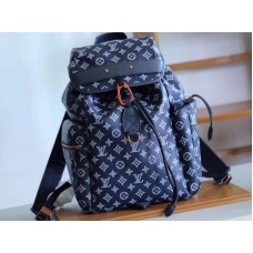 Louis Vuitton Monogram Upside Down Canvas Discovery Backpack m43693